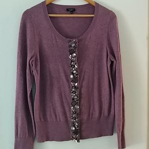 Beautiful embellished cardigan